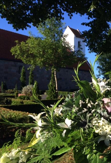 Kirkegården i Balle