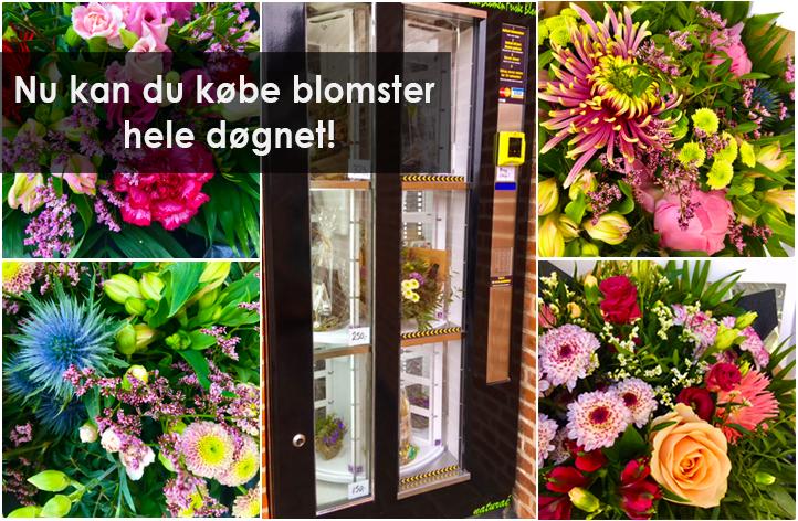 Nu kan du købe blomster hele døgnet