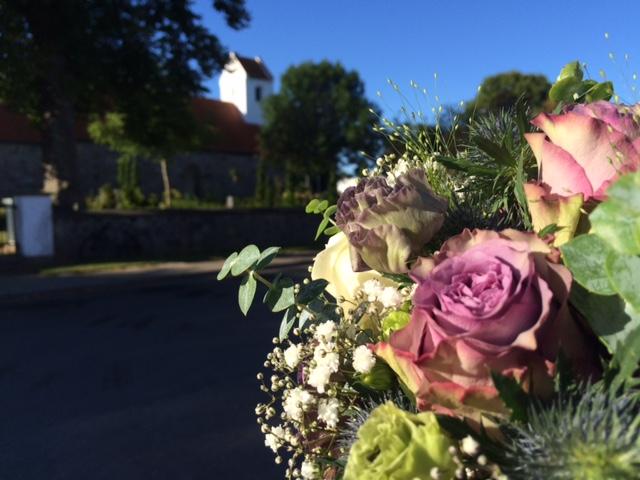 Bryllup - Blomt og Gren